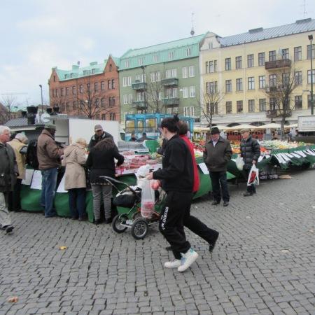 Veg market