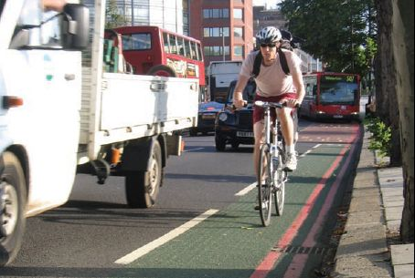 Cycle Infrastructure Design.