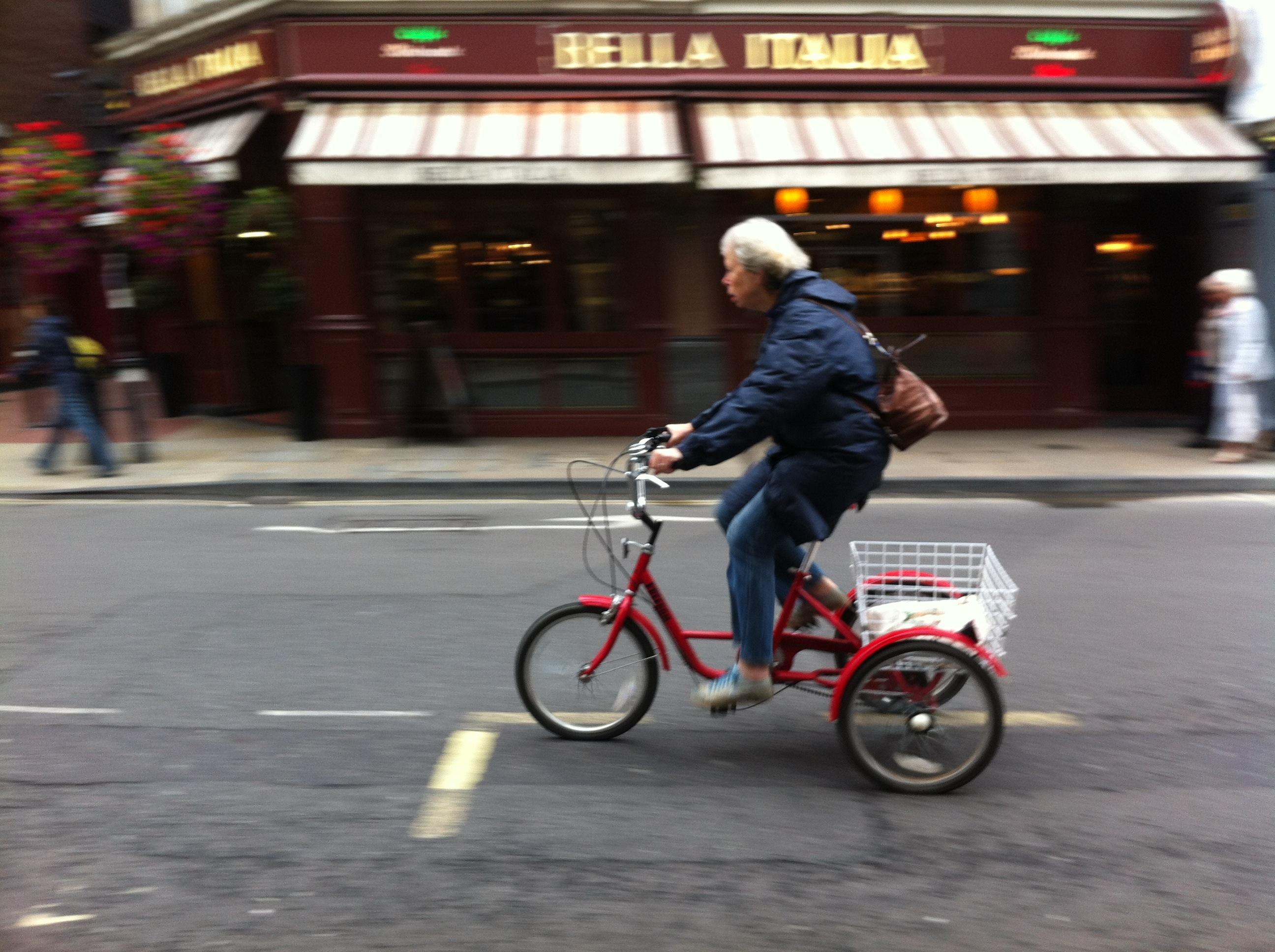 TrikeGeorgeStreet